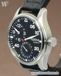 Alpina Startimer Pilot Regulator