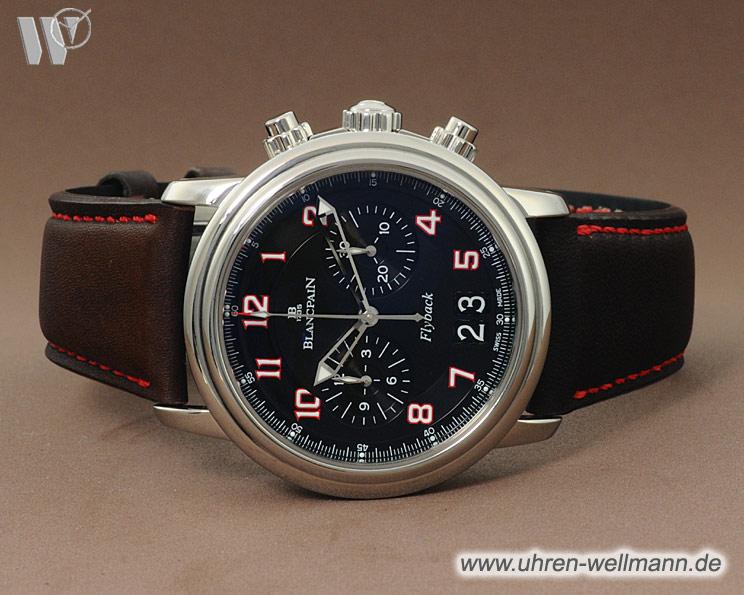 Blancpain Peking To Paris Chronograph Flyback 2885f B 1130