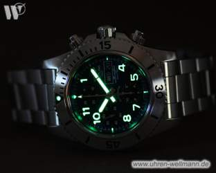 Breitling Superocean Chronograph Steelfish Chronograph