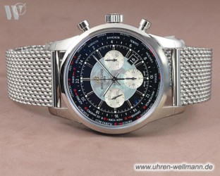 Breitling Transocean Chronograph Unitime Chronograph