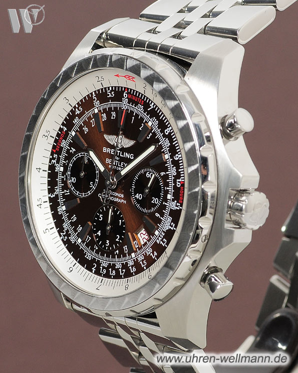 breitling for bentley motors t chronograph a25363