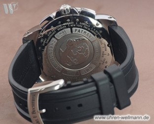 Carl F. Bucherer Patravi Traveltec GMT Chronograph