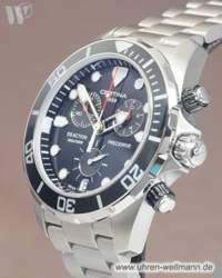 Certina Aqua DS Action Chrono Precidrive Chronograph