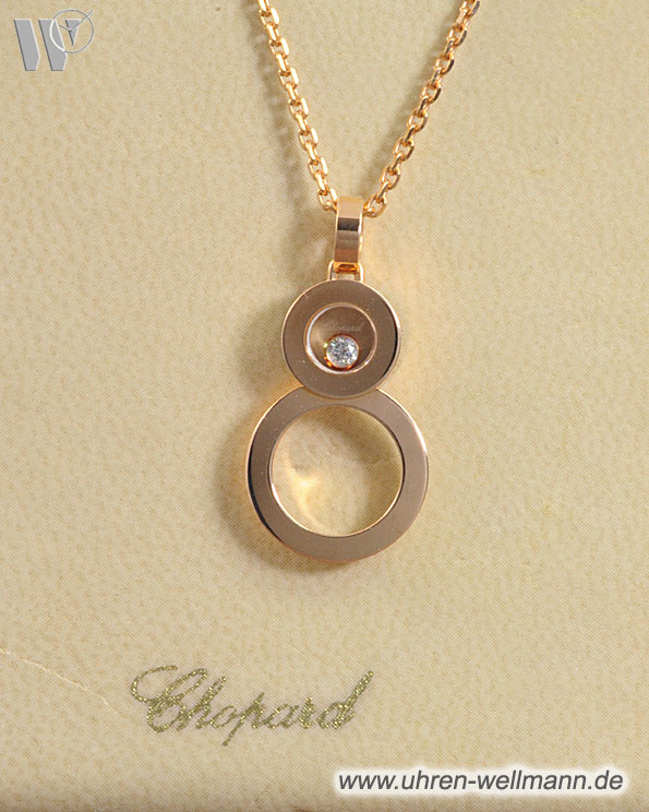 Chopard Happy 8 Halskette
