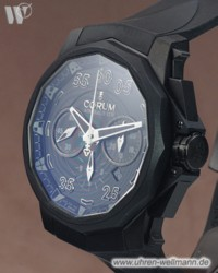 Corum Admirals Cup Black Hull 48 Chronograph