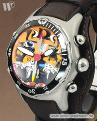 Corum Bubble Dive Bomber Chronograph
