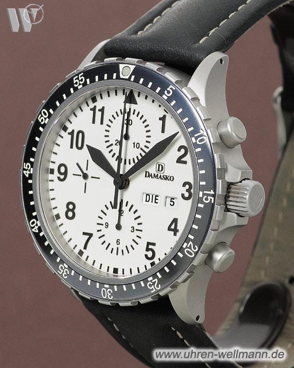 Damasko Dc 67 Chronograph Informieren Im Archiv 3365