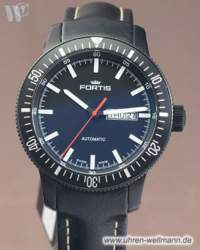 Fortis B-42 Monolith Day-Date