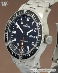 Fortis B-42 Official Cosmonauts Day-Date 647.10.11M