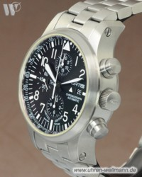 Fortis F43 Fliegerchronograph 7011081M