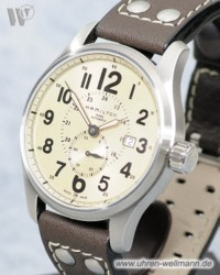 Hamilton XL Khaki Officer