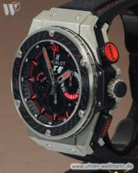 Hublot King Power F1 Zirconium  	703.ZM.1123.NR.FM010