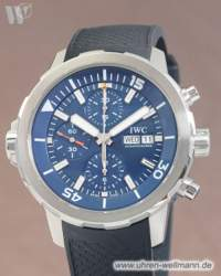 IWC Aquatimer Jacques Yves Cousteau Chronograph