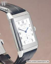 Jaeger-LeCoultre Reverso Duo 2. Zeitzone
