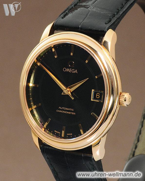 omega de ville chronometer 46015411 informieren im archiv 3833. Black Bedroom Furniture Sets. Home Design Ideas