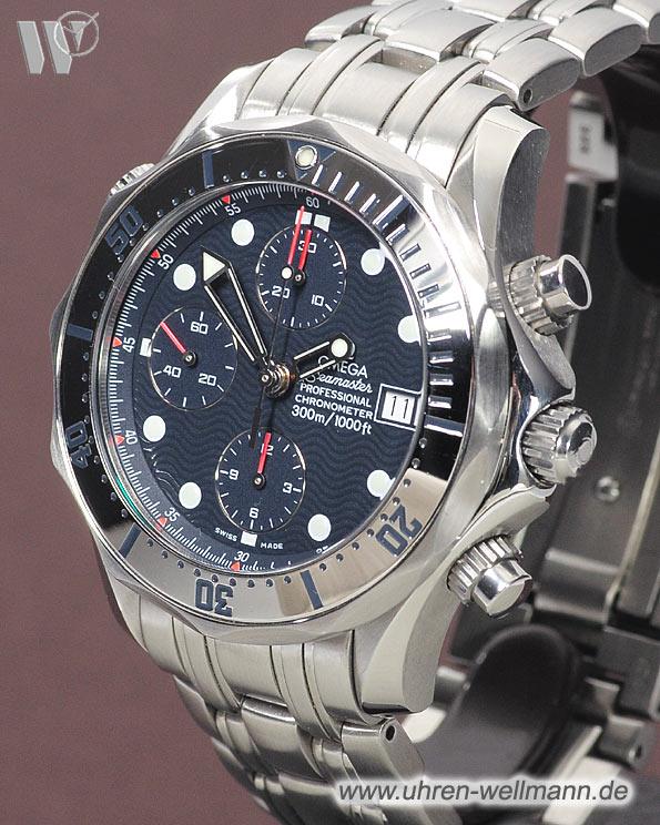 omega diver seamaster professional chronograph 25988000 informieren im archiv 2742. Black Bedroom Furniture Sets. Home Design Ideas