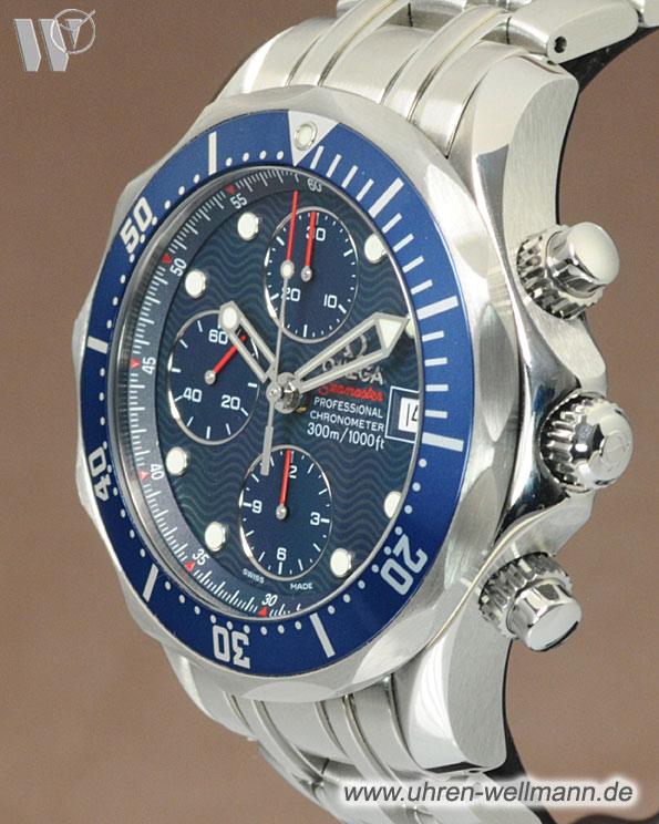 omega seamaster diver 300m chronograph chronograph 22258000 informieren im archiv 4242. Black Bedroom Furniture Sets. Home Design Ideas