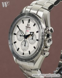 Omega Speedmaster Broad Arrows Co-Axial Chronograph