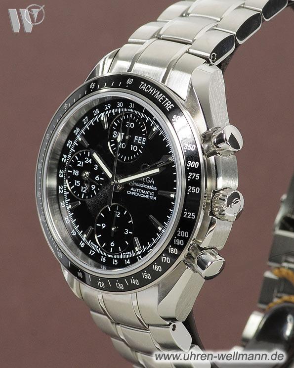 omega speedmaster chronograph 32205000 informieren im archiv 3370. Black Bedroom Furniture Sets. Home Design Ideas