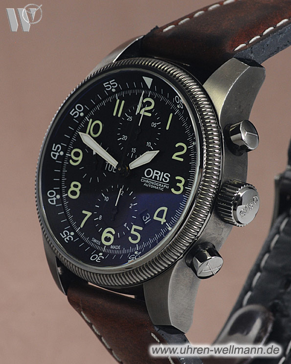 Oris Big Crown Timer Chronograph Chronograph