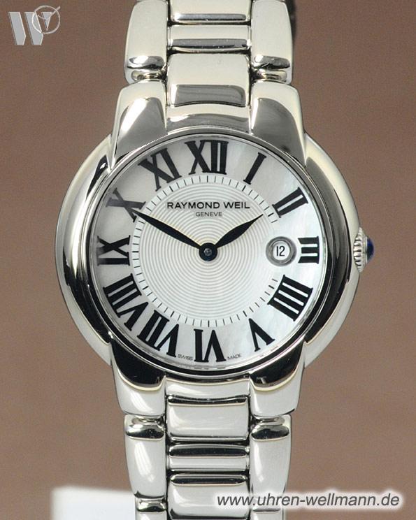 raymond weil damen armbanduhr 5127 st 00985. Black Bedroom Furniture Sets. Home Design Ideas