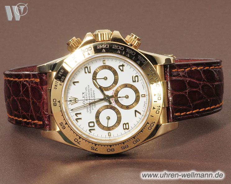 Vacheron Constantin Gold Rolex Daytona Chronogr...