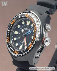 Seiko Prospex Kinetic Divers GMT SUN023P1