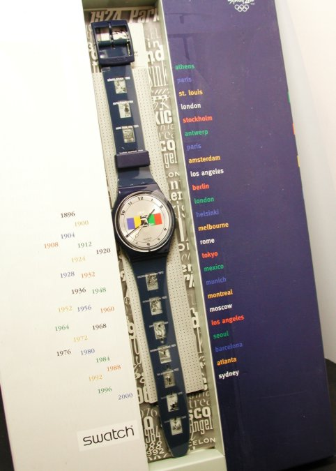 Swatch 104 Years