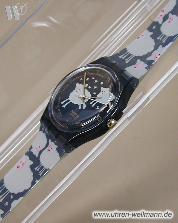 Swatch Black Sheep