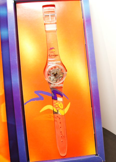 Swatch Glorious Runner