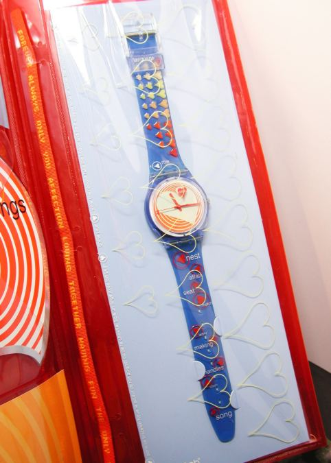 Swatch Heartbeat