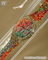 Swatch Lots Of Dots