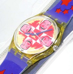 Swatch Wild Laugh GJ 117