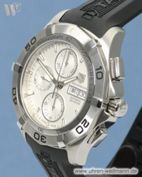TAG Heuer Aquaracer Day-Date Chronograph