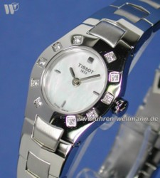 Tissot T-Round Diamonds