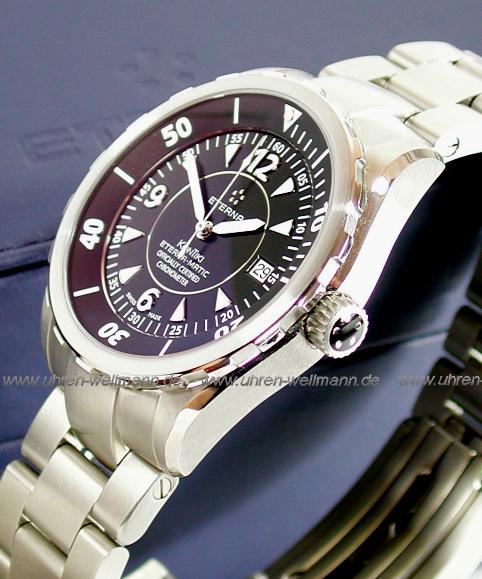 Eterna - Revue Eterna KonTiki Four Hands V0366