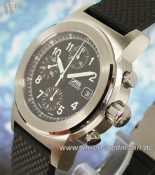 Oris Big Crown 3 Chrono 674 7511 41 64