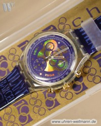 Swatch Ioc 100 SCZ101