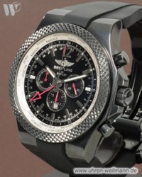 Breitling for Bentley GMT Midnight Carbon M47362
