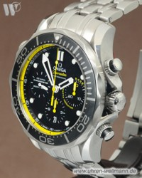 Omega Seamaster Diver 300 M Co-Axial Chronograph 212.30.44.50.01.002
