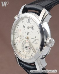 Vacheron Constantin Malte Dual Time Regulateur