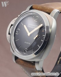 Panerai Luminor 1950 Left-Handed 8 Days Titanio PAM00368