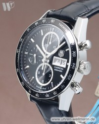 TAG Heuer Carrera Calibre 16 Day-Date CV201AG